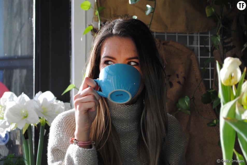 Boire son thé trop chaud