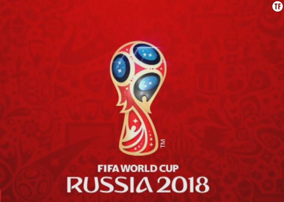 Logo Coupe du monde 2018