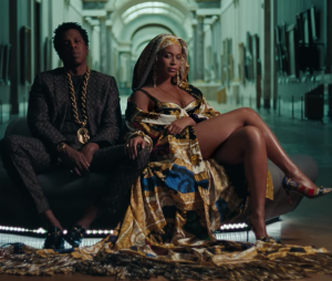 """Un visuel du nouveau clip de Beyoncé et Jay-Z """"Apeshit"""""""