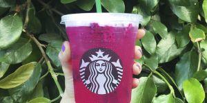 Le Mango Dragonfruit Refresher, la boisson Starbucks la plus instagrammable de l'été