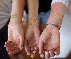15 jolies idées de tatouages à se faire entre amies