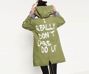 Mais qu'a voulu dire Melania Trump avec sa veste ?