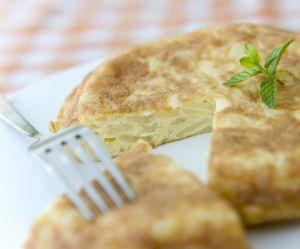 La recette facile de la tortilla espagnole
