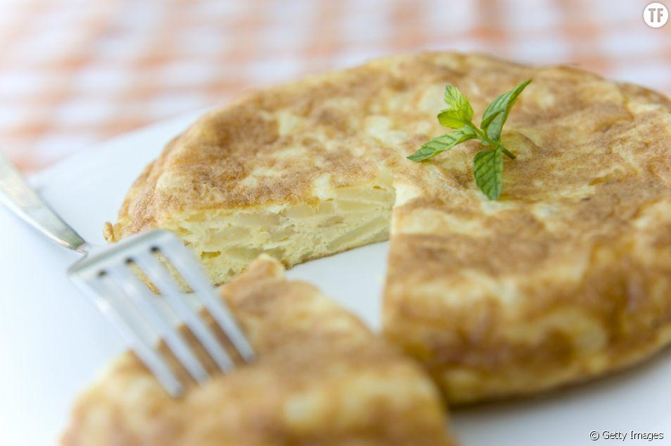 La recette de la tortilla pour l'apéro