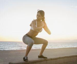 6 exercices pour se muscler sur la plage