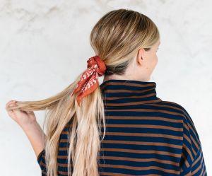Voici l'accessoire qui va twister nos coiffures d'été