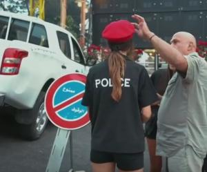 Des policières libanaises obligées de porter un short moulant