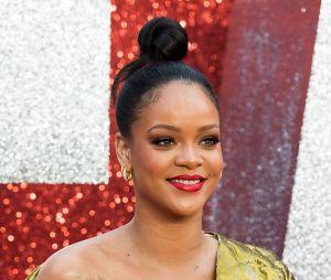 La chanteuse Rihanna à l'avant-première d'Ocean's 8 en juin 2018