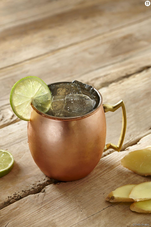 La recette du cocktail Moscow Mule