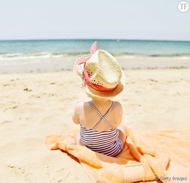 L'astuce pour amuser ses enfants à la plage