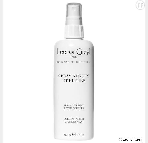 Spray coiffant algues et fleurs, Leonor Greyl