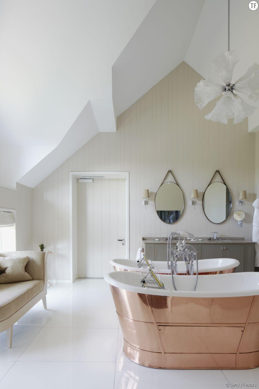 comment bien décorer sa salle de bain ? - terrafemina