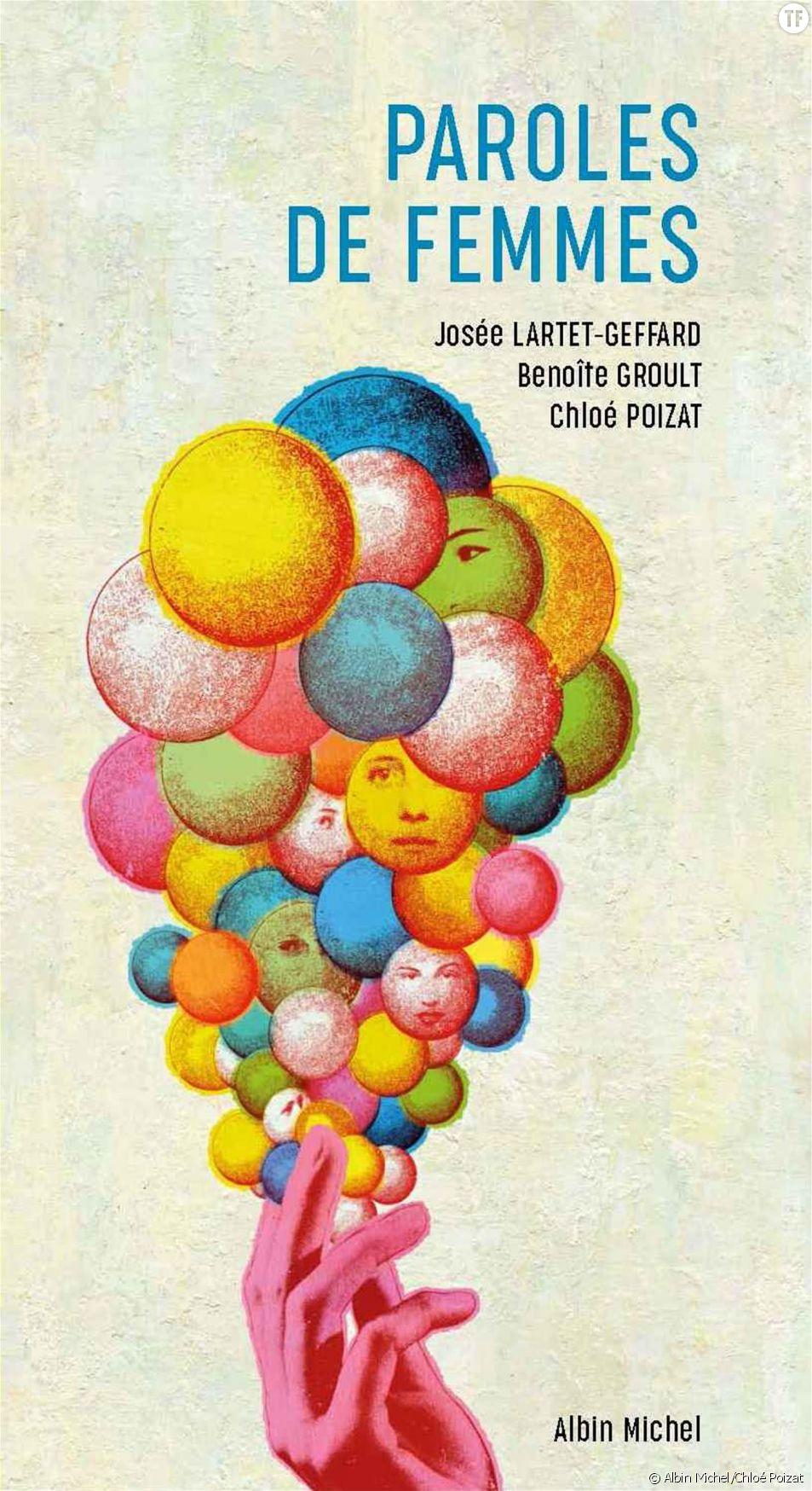 Le livre féministe Paroles de femmes