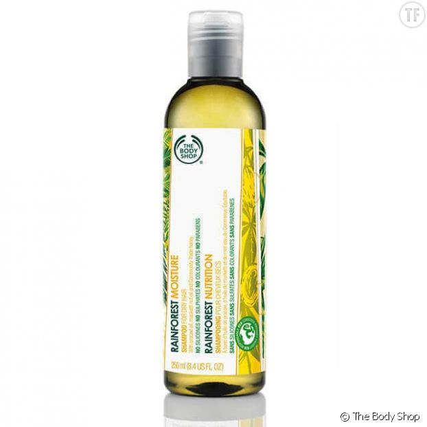 Shampoing Nutrition Rainforest, The Body Shop