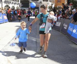 """Elle allaite pendant un ultra-marathon : """"Je suis contente d'avoir ouvert le débat"""""""