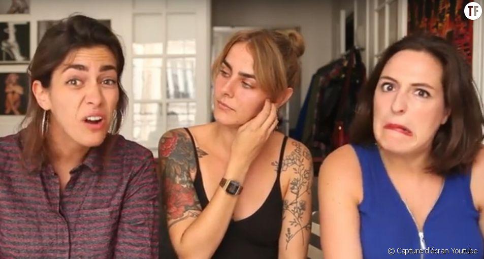 Marion Séclin et les youtubeuses Camille & Justine nous parlent des règles sans filtre