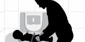 Gare aux tables à langer publiques : une maman alerte