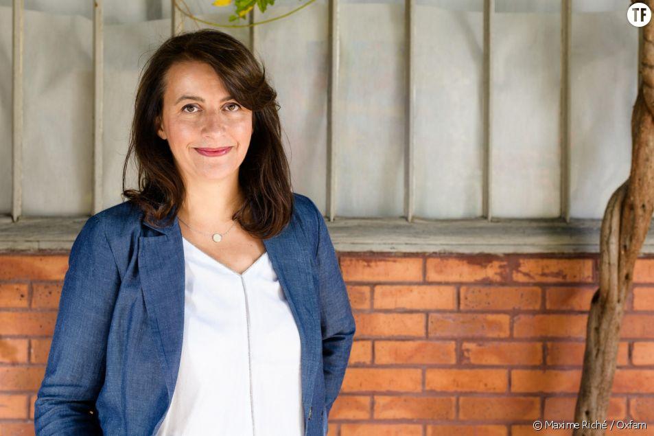 Cécile Duflot, directrice d'Oxfam
