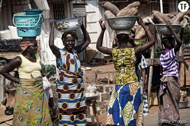 Femmes au Bénin