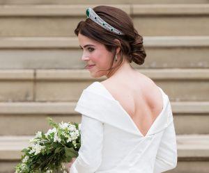 Pourquoi la princesse Eugénie a affiché fièrement sa cicatrice à son mariage