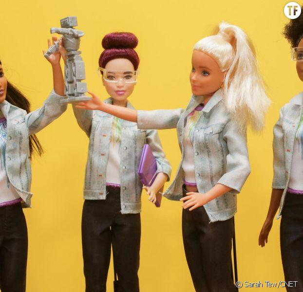 Barbie ingénieure