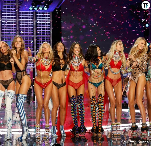 Défilé Victoria's Secret 2017