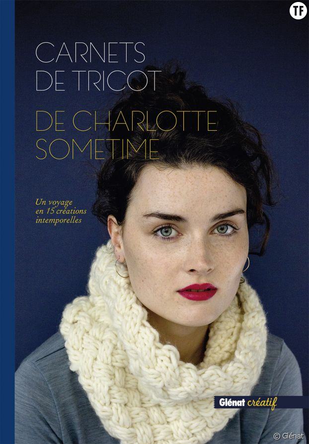 Carnets de tricot Charlotte Sometime