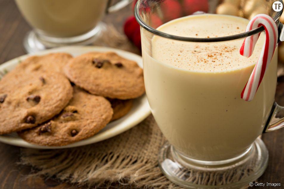 La recette des cookies au lait de poule
