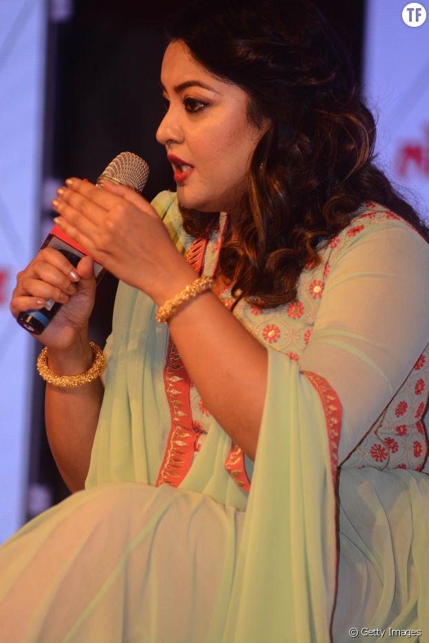 Tanushree Dutta qui a lancé le #MeToo indien