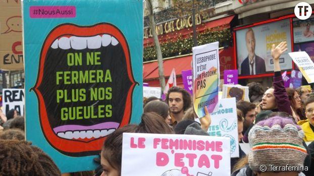 """#NousToutes : l'appel au """"raz-de-marée féministe"""" a été entendu"""
