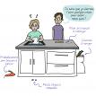 La dessinatrice Emma interpelle les hommes au sujet de la charge mentale