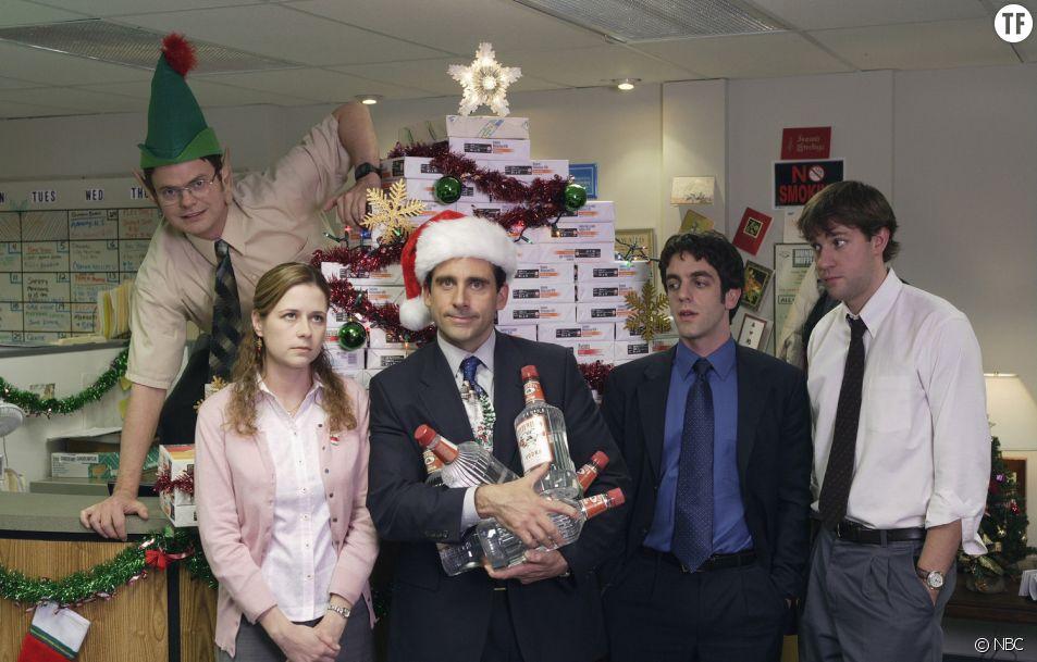 """L'ennui des fêtes d'entreprise dans la série """"The Office"""""""