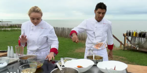 "Le comportement sexiste d'un candidat de ""Top Chef"" choque"