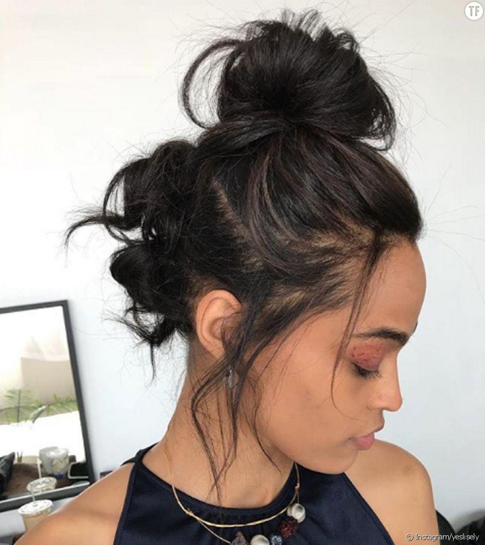 Le triple bun, la nouvelle tendance hair façon Princesse Leïa revisitée