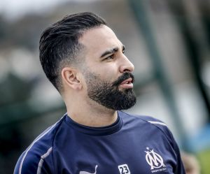 Le champion du monde Adil Rami s'engage contre les violences conjugales