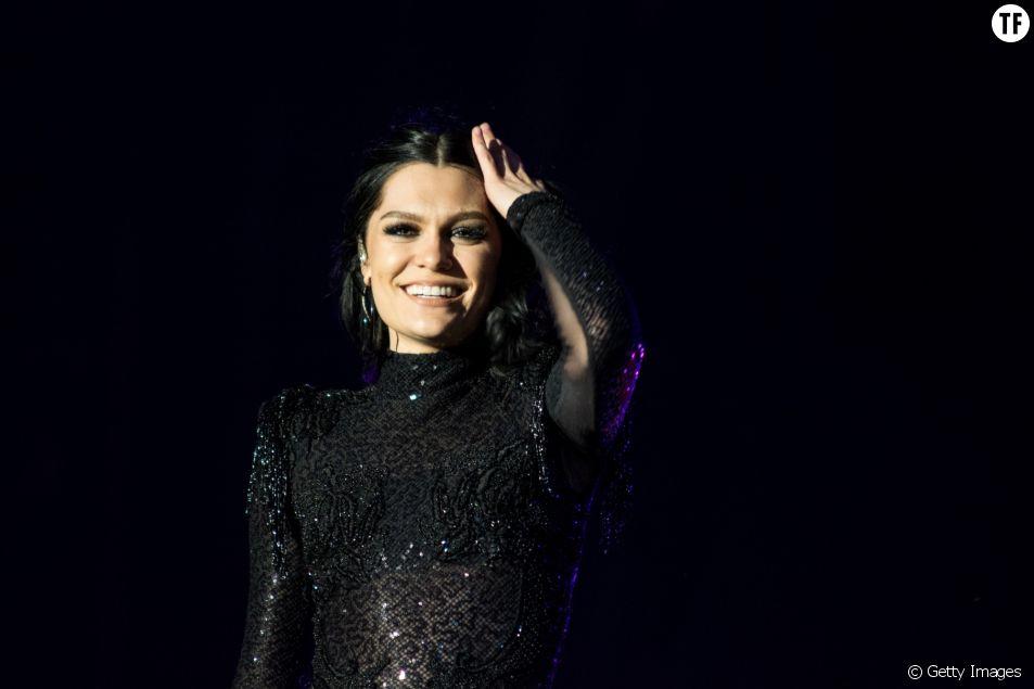 Jessie J le 30 juin 2018 en concert à Lisbonne