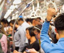 #Mainsdecochon : le hashtag qui dénonce le harcèlement dans les transports en Chine