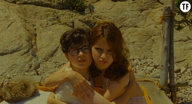 """Moonrise Kingdom"" de Wes Anderson."