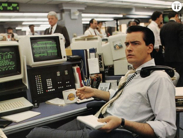 """""""Wall Street"""" d'Oliver Stone (1987)"""