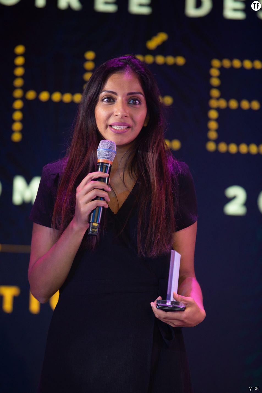 L'entrepreneuse Fariha Shah, co-fondatrice de Golden Bees