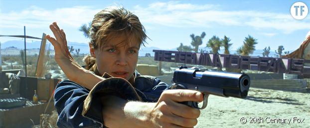 Sarah Connor, la femme est l'avenir de l'homme.
