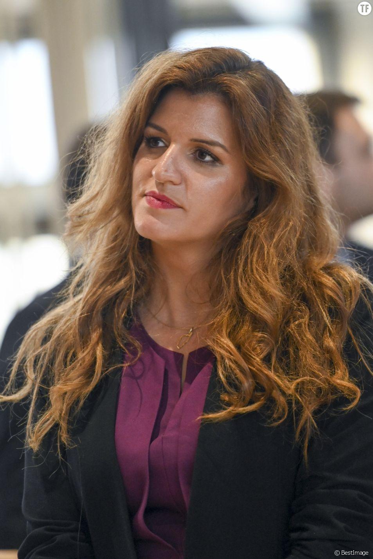 Marlène Schiappa présente les propositions du Grenelle des violences conjugales.