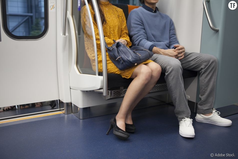 Et si l'on tentait le womanspreading ?