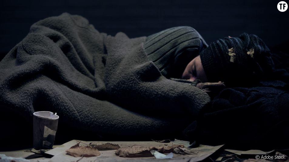 Les femmes sans abri, les invisibles de notre société.