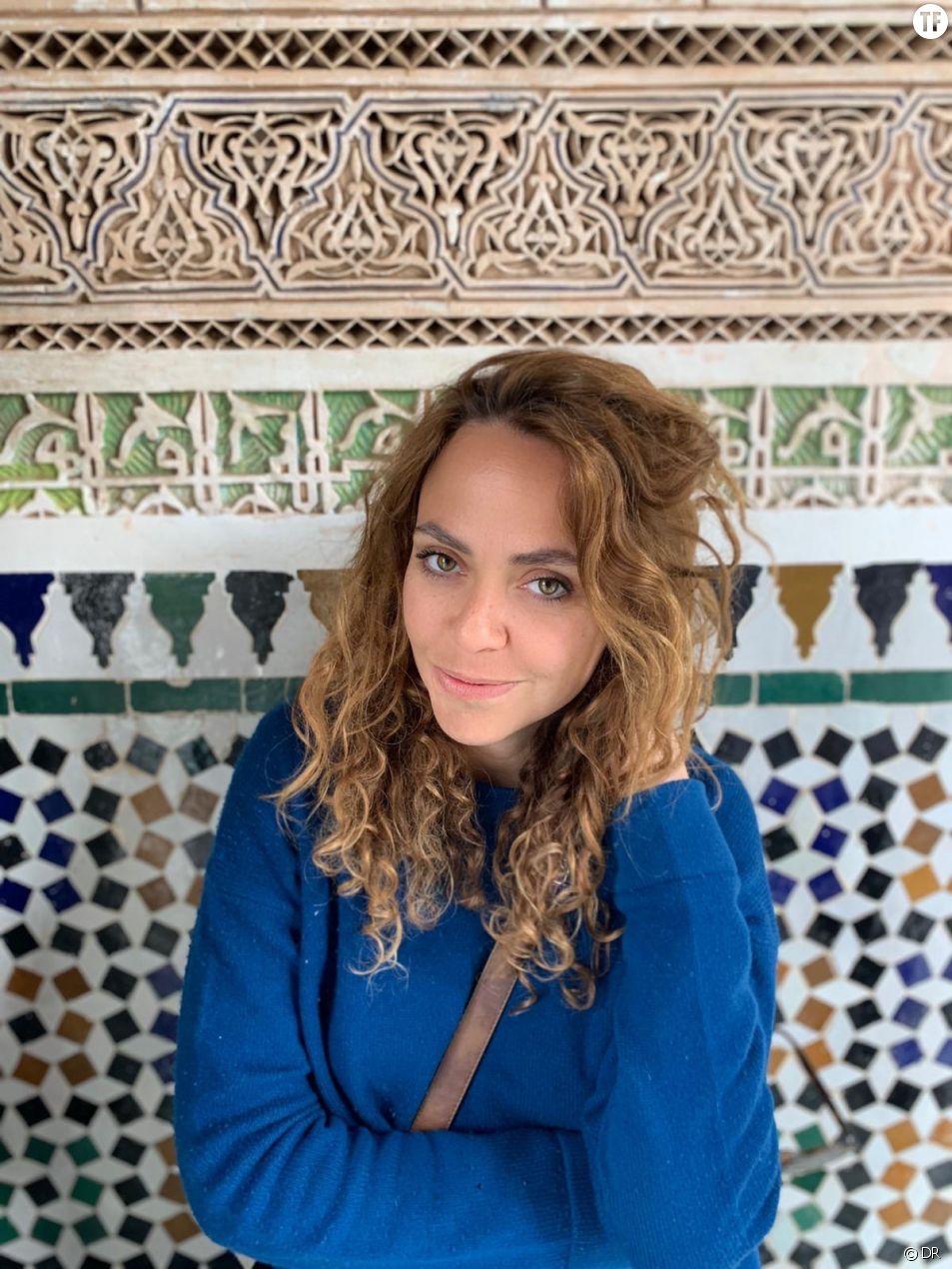 La réalisatrice Nathalie Biancheri