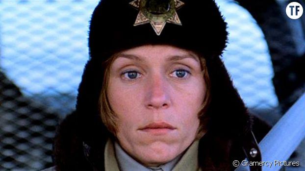 """L'actrice Frances McDormand dans """"Fargo"""""""