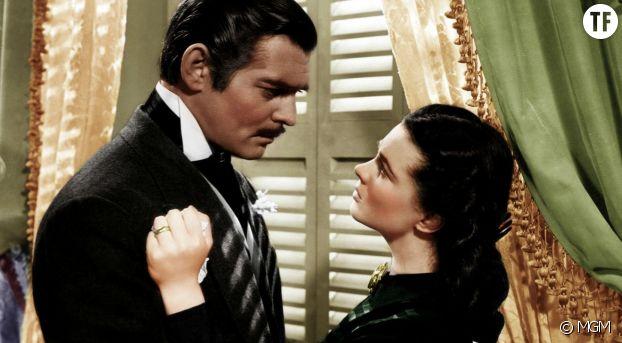 """""""Autant en emporte le vent"""", un classique hollywoodien. Jusqu'au sexisme."""