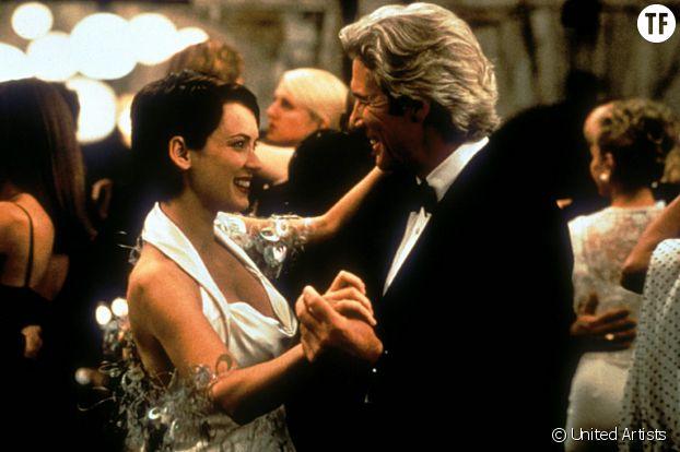 """Richard Gere et Winona Ryder dans """"Un automne à New York""""."""