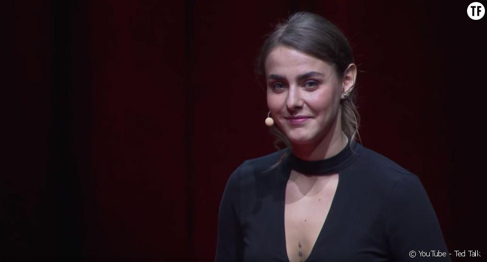 """Marion Séclin, """"championne de France de cyber harcèlement""""."""