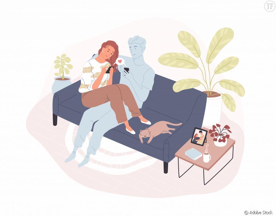 L'amour au temps du coronavirus : on fait comment ?